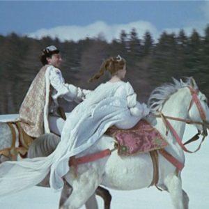 Вспоминая Чехию. Рождественские прогулки в парке средневекового Замка